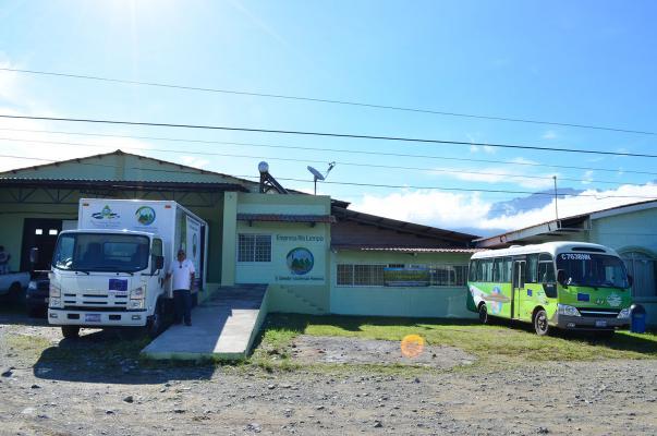 Sub-sede Sinuapa, Ocotepeque, Honduras