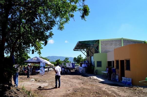 Sede Principal, Candelaria de la Frontera, Santa Ana, El Salvador