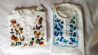 Camisas de manta para hombre