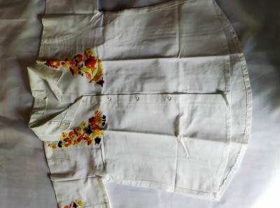 Blusas de manta para dama